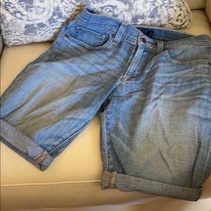 Lucky Jean shorts